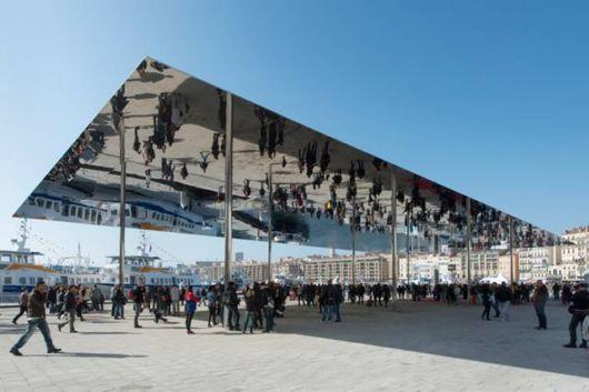 Amazing Vieux Port Pavilion