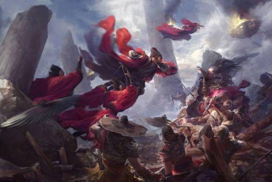 Amazing Art By Fenghua Zhong