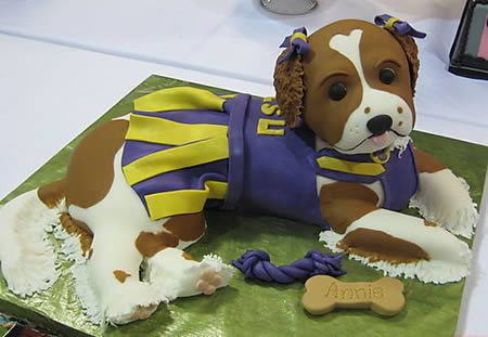 Most Amazing Dog Shaped Cakes