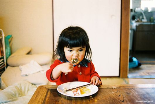 Adorable Adventures Of A Cutest 4-Year-Old Japanese Girl