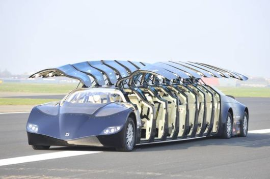 The First Superbus By Wubbo Ockels