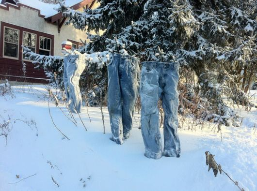 The Story Behind Frozen Jeans