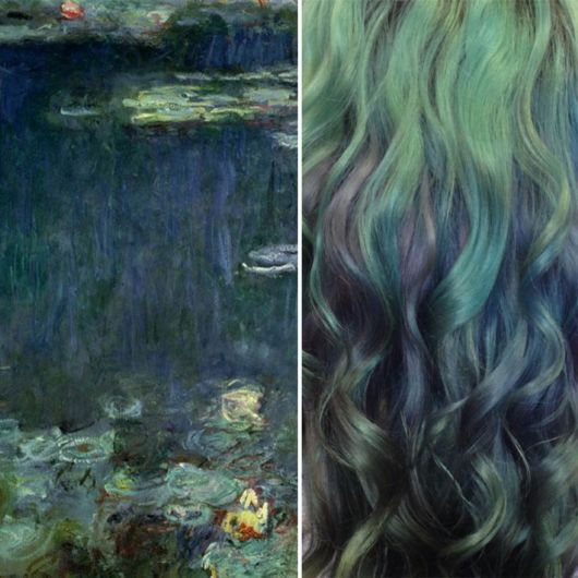 Talented Hairstylist Turns Hair Into Classic Art