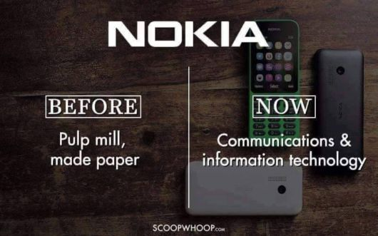 Famous Companies Before And Now