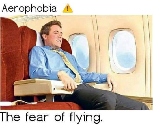 The Different Types Of Phobia