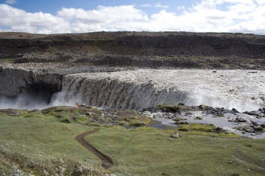 Dettifoss - A Most Powerful Waterfall