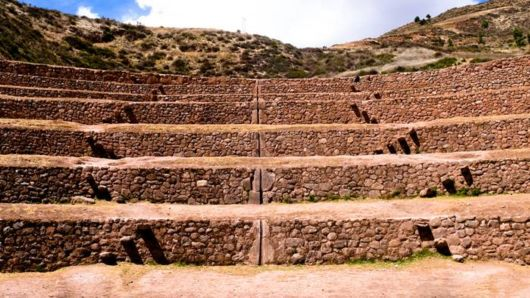 Enigmatic Moray Agricultural Terraces Of Incas