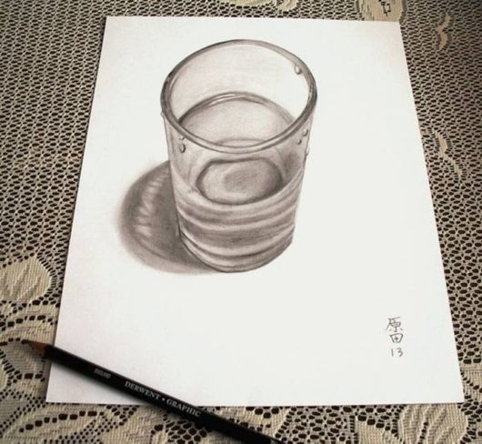 Amazing 3D Sketch Art By Alessandro