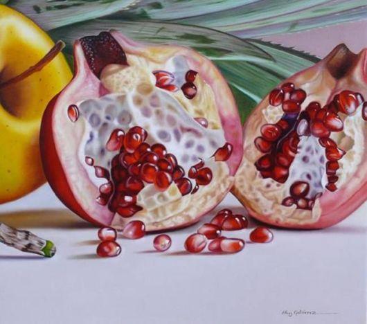 Spectacular Photorealistic Paintings By Ellery Gutierrez