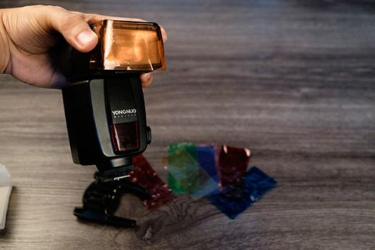 Amazing Photography Tips For Making El Bokeh Wall Using Aluminum Foil