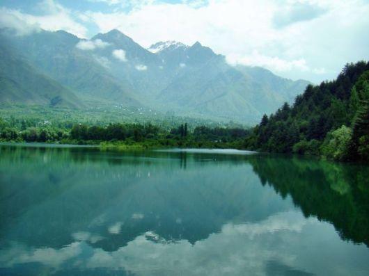 14 Most Beautiful Lakes Across India