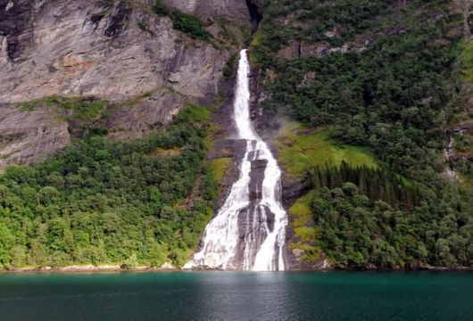 The Beautiful Geirangerfjord, Norway