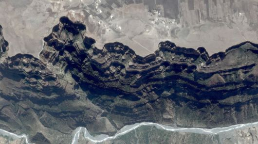 Amazing Images Taken From Google Earth