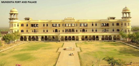 The Palaces In Rajasthan, India