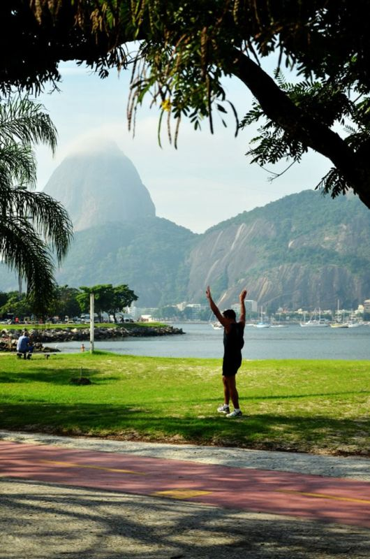Amazing Sugarloaf Mountain In Brazil