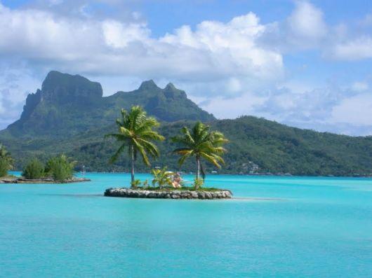 Lets Visit The Tahiti Island, French Polynesia