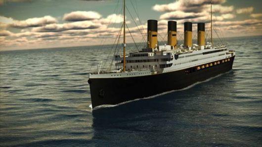 Titanic 2: Return Of A Legend