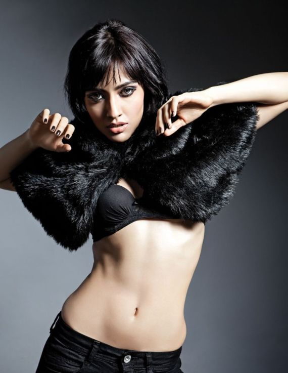 Awesome Neha Sharma Shoots For FHM