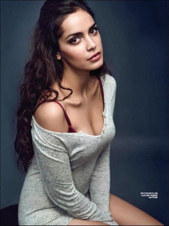 Shazahn Padamsee For Maxim India Shoot