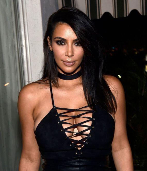 Kim Kardashian At GQ 10th Annual Issue Celebration