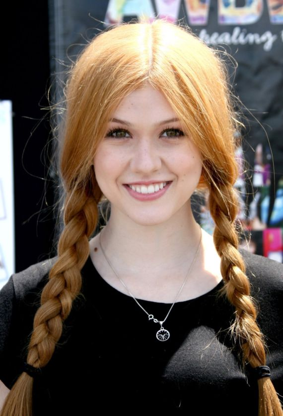 Katherine McNamara At Art In The Afternoon Family Festival