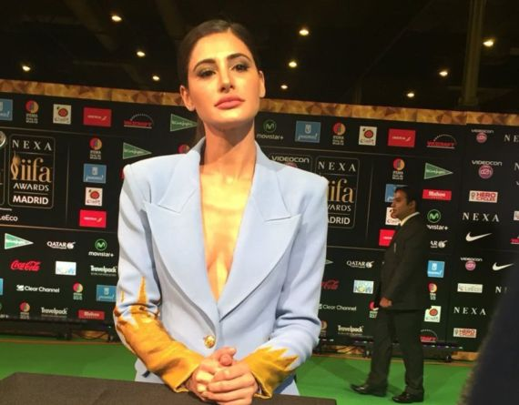 Nargis Fakhri Poses For IIFA 2016