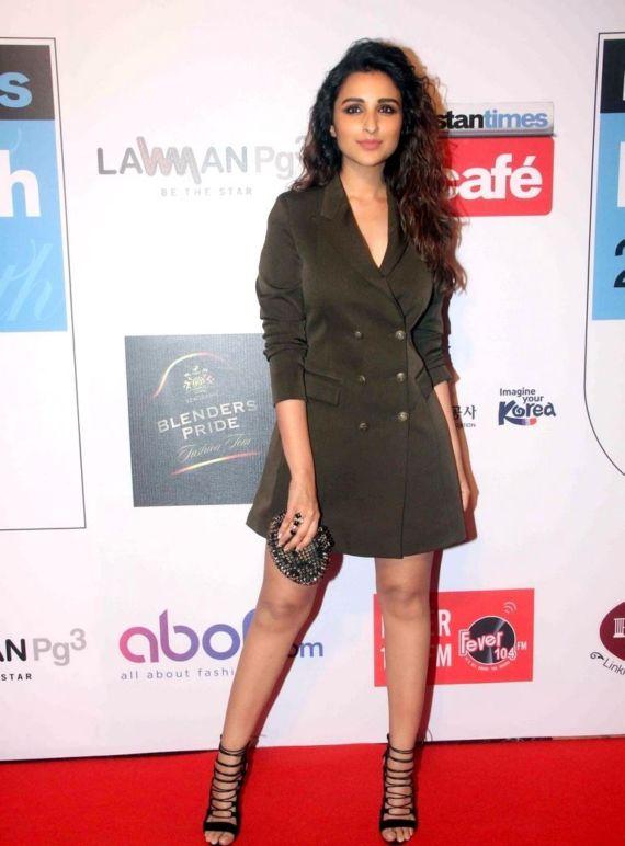 Parineeti Chopra At Hindustan Times Most Stylish Awards 2016