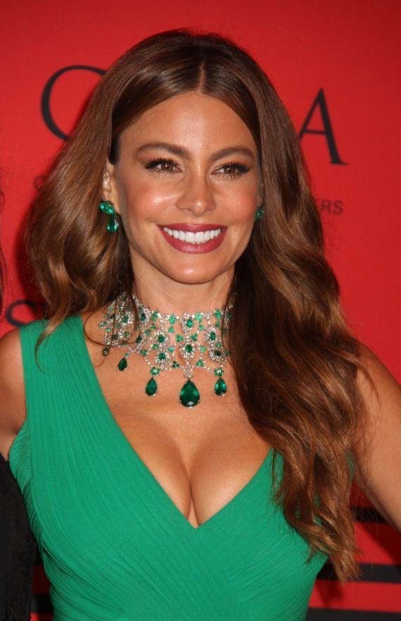 Gorgeous Sofia Vergara Attends CFDA Fashion Awards