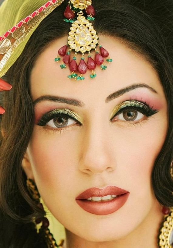 Beautiful Pakistani Bridal Makeup