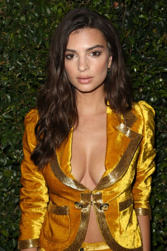Emily Ratajkowski For Women In Film Face Of The Future