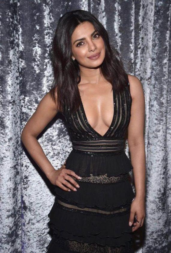 Priyanka Chopra At White House Correspondents Dinner