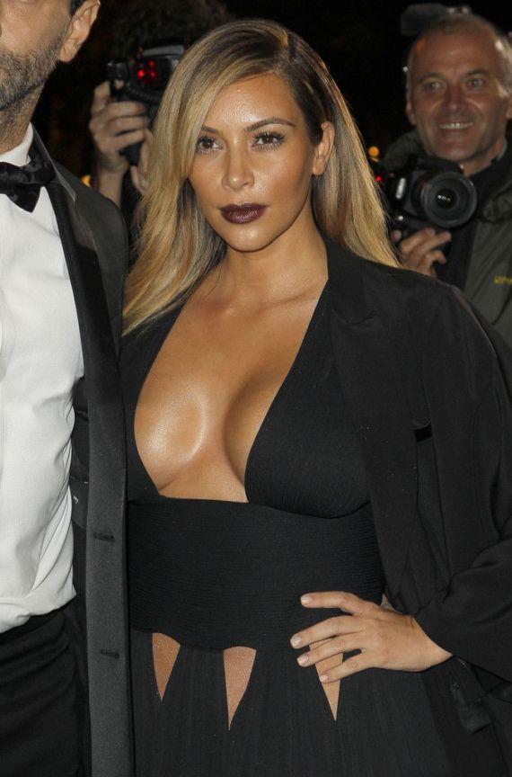 Miss Kardashian At The Mademoiselle C Premiere