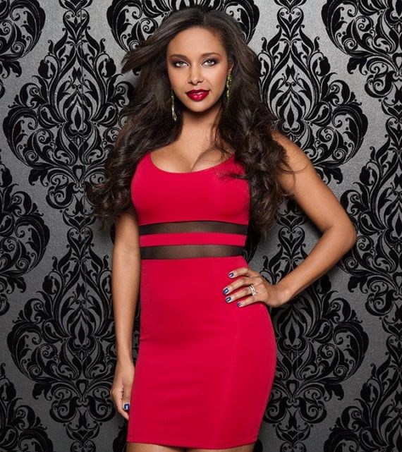 WWE Divas Valentine's Day 2015 Photoshoot