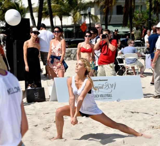 Sports Illustrated Beach Volleyball Tournament